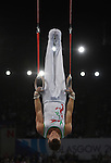 Wales' Iwan Mepham competes in the <br /> <br /> Gymnastics artistic - Team final & Individual Qualification <br /> <br /> Photographer Chris Vaughan/Sportingwales<br /> <br /> 20th Commonwealth Games - Day 5 - Monday 28th July 2014 - Gymnastics artistic - The SSE Hydro - Glasgow - UK
