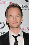 HOLLYWOOD, CA - APRIL 25: Neil Patrick Harris  attends The Hooray for Hollygrove event held at The Hollywood Museum on April 25, 2012 in Hollywood, California.