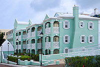 Quaint apartments, Hamilton, Bermuda