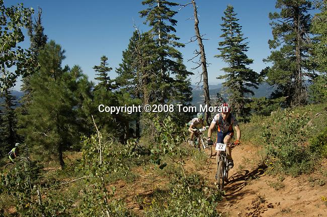 American Mountain Classic, Brian Head, Utah.22 August 2008.Photo by Tom Moran.tom-moran@earthlink.net