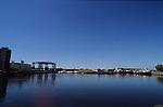 Buenos Aires- Boca. E' il barrio pi&ugrave; caratteristico della citt&agrave;. Nella foto il Riachuelo un piccolo corso d'acqua costeggiato da stabilimenti per la pruzione di carne in scatola.<br /> &copy; Paolo della Corte