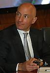 The economist James Daniel..(Acero/ALTERPHOTOS)
