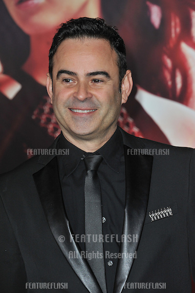 Nelson Ascencio at the US premiere of his movie &quot;The Hunger Games: Catching Fire&quot; at the Nokia Theatre LA Live.<br /> November 18, 2013  Los Angeles, CA<br /> Picture: Paul Smith / Featureflash