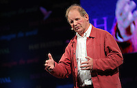 Hay on Wye. Friday 03 June 2016<br /> Michael Morpurgo at the Hay Festival, Hay on Wye, Wales, UK