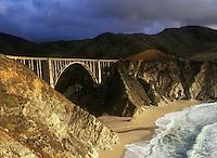 Bixby Bridge - Big Sur, California.