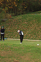 Eastern Michigan University Women's Golf Team compete in the MAC Women's Golf Preview. October 18th, 2010. Longaburger Golf Club, Nashport, OH.