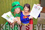 FANCY DRESS: Fundraisers for the Irish Wheelchair Association Annmarie and Katie Allen are organising a fancy dress party this Saturday night in the Tankard Bar and Restaurant in Kilfenora.