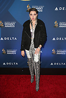WEST HOLLYWOOD, CA - FEBRUARY 7: Ashley Brinton, at the Delta Air Line 2019 GRAMMY Party at Mondrian LA in West Hollywood, California on February 7, 2019. <br /> CAP/MPIFS<br /> &copy;MPIFS/Capital Pictures