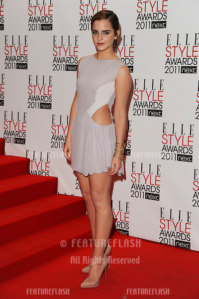Emma Watson at the Elle Style Awards 2011 at the Grand Conaught Rooms, Covent Garden, London. 14/02/2011  Picture by: Steve Vas / Featureflash