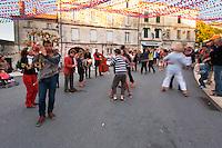 Concert de rue avec Talabast