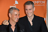Adam Shankman &amp; Frank Meli at the 2017 TrevorLIVE LA Gala at the beverly Hilton Hotel, Beverly Hills, USA 03 Dec. 2017<br /> Picture: Paul Smith/Featureflash/SilverHub 0208 004 5359 sales@silverhubmedia.com