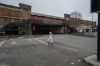 Empty London during Coronavirus