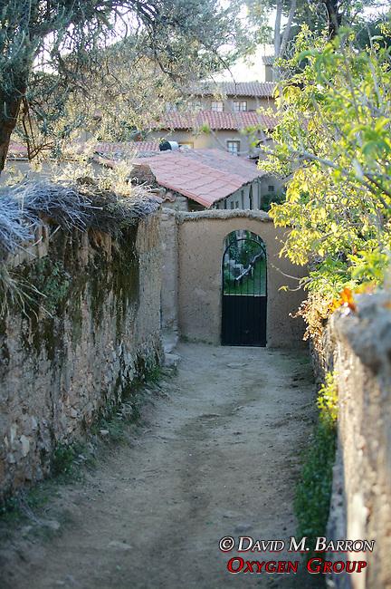 Doorway To House