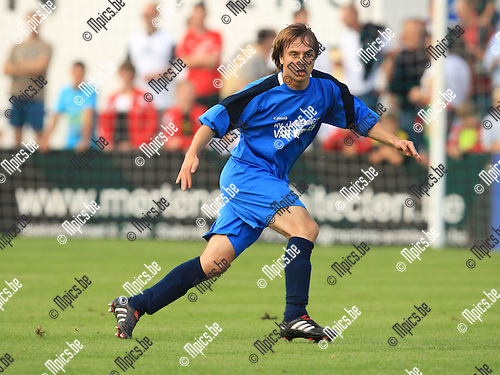 2010-07-31 / Voetbal / seizoen 2010-2011 / R. Kapellen FC / Senne Vanderheyden..Foto: mpics
