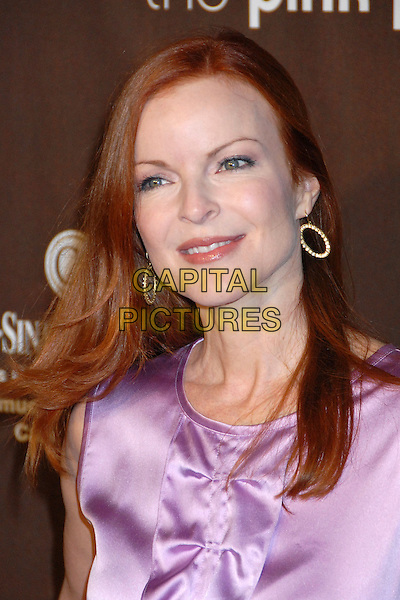 MARCIA CROSS.3rd Annual Pink Party Benefiting Cedars-Sinai Women's Cancer Research Institute at the Viceroy Hotel, Santa Monica, California, USA, 8 September 2007..portrait headshot.CAP/ADM/BP.©Byron Purvis/AdMedia/Capital Pictures.