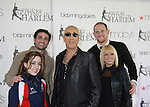 Dee Snider (Twisted Sister) with pair skaters Mary Beth Marley & Rockne Brubaker and John Coughlin & Caydee Denney - The 2012 Skating with the Stars - a benefit gala for Figure Skating in Harlem celebrating 15 years on April 2, 2012 at Central Park's Wollman Rink, New York City, New York.  (Photo by Sue Coflin/Max Photos)