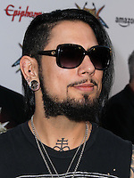 LOS ANGELES, CA, USA - APRIL 23: Dave Navarro at the 2014 Revolver Golden Gods Award Show held at Club Nokia on April 23, 2014 in Los Angeles, California, United States. (Photo by Xavier Collin/Celebrity Monitor)