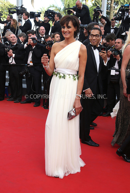 WWW.ACEPIXS.COM . . . . .  ..... . . . . US SALES ONLY . . . . .....May 17 2012, Cannes....Ines de la Fressange at the premiere of 'Rust and Bones' during the Cannes Film Festival on May 17 2012 in Cannes, France ....Please byline: FAMOUS-ACE PICTURES... . . . .  ....Ace Pictures, Inc:  ..Tel: (212) 243-8787..e-mail: info@acepixs.com..web: http://www.acepixs.com