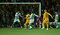 4th March 2020; Almondvale Stadium, Livingston, West Lothian, Scotland; Scottish Premiership Football, Livingston versus Celtic; Scott Robinson of Livingston makes it 2-1 to Livingston in the 46th minute