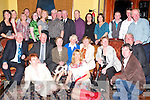 70 YEARS YOUNG: Dermot Lynch, Kielduff (seated 2nd left) gathered with family and friends to celebrate his 70th birthday in the Grand Hotel on Saturday night.   Copyright Kerry's Eye 2008