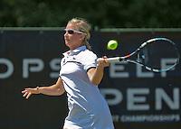 Netherlands, Rosmalen , June 11, 2015, Tennis, Topshelf Open, Autotron, Ysaline Bonaventure (BEL)<br /> Photo: Tennisimages/Henk Koster