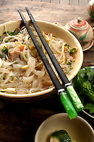 Pho, the national dish of Vietnam and therefore available everywhere in the country, is said to be best in Hanoi, its origin.