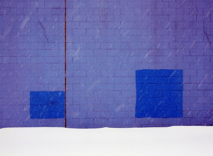 Americana.<br /> <br /> Urban wall, Dayton, Ohio.