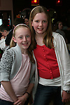 Aoife Russell and Nessa Hurley at the Kids Table Quiz in Nano Reids...Photo NEWSFILE/Jenny Matthews.(Photo credit should read Jenny Matthews/NEWSFILE)....This Picture has been sent you under the condtions enclosed by:.Newsfile Ltd..The Studio,.Millmount Abbey,.Drogheda,.Co Meath..Ireland..Tel: +353(0)41-9871240.Fax: +353(0)41-9871260.GSM: +353(0)86-2500958.email: pictures@newsfile.ie.www.newsfile.ie.FTP: 193.120.102.198.