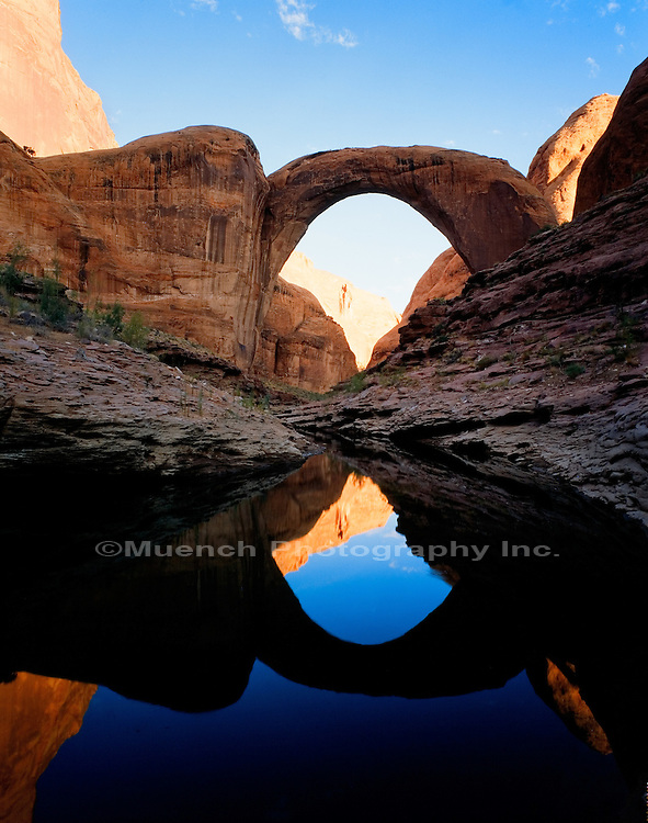 Lake Powell Rainbow Bridge National Monument, Glen Canyon National Recreation Area, UTAH