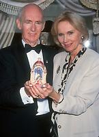 Theo Fabergé, Eva Marie Saint, 1994, Photo By Michael Ferguson/PHOTOlink