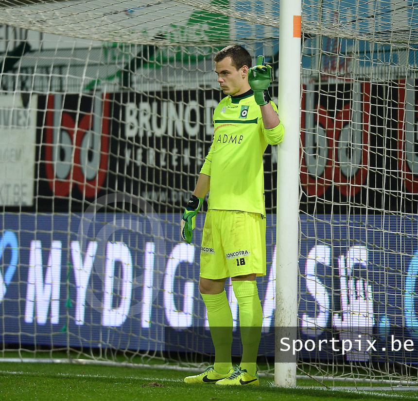 Cercle Brugge KSV  : Joris Delle <br /> foto VDB / BART VANDENBROUCKE