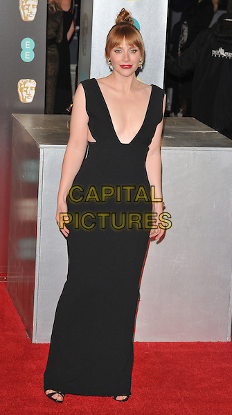 Bryce Dallas Howard at the EE British Academy Film Awards (BAFTAs) 2017, Royal Albert Hall, Kensington Gore, London, England, UK, on Sunday 12 February 2017.<br /> CAP/CAN<br /> &copy;CAN/Capital Pictures