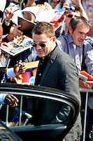 Channing Tatum attends the 39th Deauville Film Festival - France