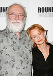 Phillip Bosco and Swoosie Kurtz attending the press Meet and Greet with the cast of The Roundabout Theatre Company production of HEARTBREAK HOUSE in New York City.<br />August 23, 2006