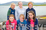 0726-0729.---------.Sea Waves.---------.Enjoying the boat races at the Brandon regatta last Sunday were(front)L-R Muireann Tuffrey(Brandon)Caitiona Maunsell,Sinea?d Sheehan all Castlegregory(back)L-R Caroline Maunsell,Chanel Cleary and Kate Shannon all Castlegregory.