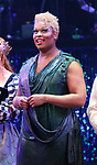 Peppermint during a special curtain call at Broadway's 'Head Over Heels' on July 12, 2018 at the Hudson Theatre in New York City.