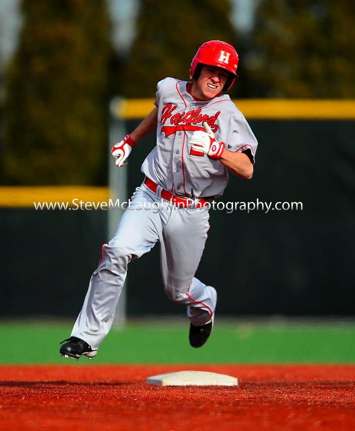 Uhart vs CCSU Baseball