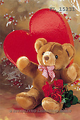 Interlitho, Alberto, CUTE ANIMALS, teddies, photos, teddy, heart, roses(KL15231,#AC#)