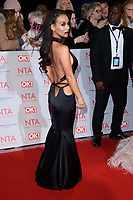 Chelsea Healey at the National Television Awards 2018 at the O2 Arena, Greenwich, London, UK. <br /> 23 January  2018<br /> Picture: Steve Vas/Featureflash/SilverHub 0208 004 5359 sales@silverhubmedia.com
