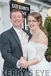 Geraldine Breen, Asdee, daughter of Tom and josie, and Neil Brosnan, Kilcummin son of John and Noreen, who were married in a civil ceremony in Kate Kearney's Cottage, Gap of Dunloe on Friday, witness were michael Brosnan and Johnny Breen, flowergirl was Catlin Guiney, the couple willl reside in Tiernaboul