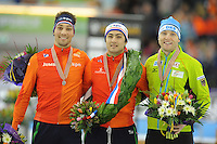 ISU EC Sprint & Allround Thialf jan. 2017