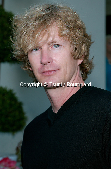 "Bill Brochtup arriving at the party for the ""2002 ABC Summer Press Tour All-Star"" at the Tournament House in Pasadena, Los Angeles. July 18, 2002."