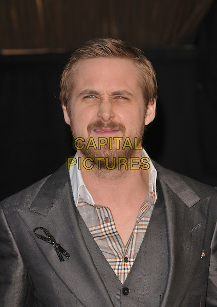 Ryan Gosling attends The 14th annual Screen Actors Guild Awards (SAG Awards)  held at Shrine Auditorium, Los Angeles, California on January 27, 2008. Copyright 2007 Debbie VanStory/RockinExposures/ /