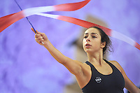 September 20, 2014 - Izmir, Turkey - BECCA SEREDA of USA performs in training at 2014 World Championships during trainings.
