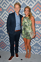 Chris Geere &amp; Jennifer Sawdon at the Fox TCA After Party at Soho House, West Hollywood, USA 08 Aug. 2017<br /> Picture: Paul Smith/Featureflash/SilverHub 0208 004 5359 sales@silverhubmedia.com