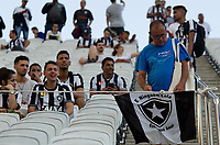SÃO PAULO, SP, 17.08.2019: CORINTHIANS-BOTAFOGO - Movimentação da torcida. Partida entre Corinthians e Botafogo-RJ, o jogo é válido pela 15ª rodada do Brasileirão 2019 - Arena Corinthians, neste sábado (17). (Foto: Maycon Soldan/Código19)