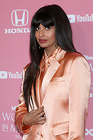 LOS ANGELES - DEC 12:  Jameela Jamil at the 2019 Billboard Women in Music Event at Hollywood Palladium on December 12, 2019 in Los Angeles, CA