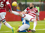 Hamilton Accies v St Johnstone…25.09.16.. New Douglas Park   SPFL<br />