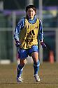 Hikaru Naomoto (JPN), ..FEBRUARY 12, 2012 - Football / Soccer : Nadeshiko Japan team training Wakayama camp at Kamitonda Sports Center in Wakayama, Japan. (Photo by Akihiro Sugimoto/AFLO SPORT) [1080]