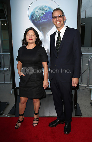 "HOLLYWOOD, CA - JULY 25: Bonni Cohen, Jon Shenk, At Screening Of Paramount Pictures' ""An Inconvenient Sequel: Truth To Power"" At ArcLight Hollywood In California on July 25, 2017. Credit: FS/MediaPunch"